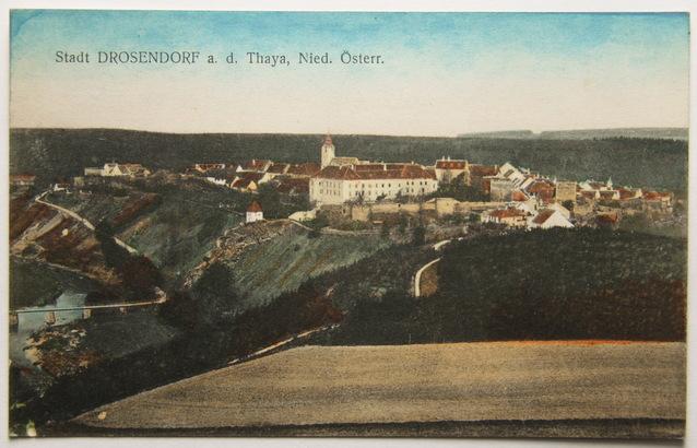 Rakousko, Stadt Drosendorf a.d. Thaya, N.Ö.