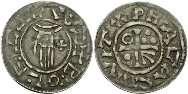 Denár, C.103 var., Šm.27a