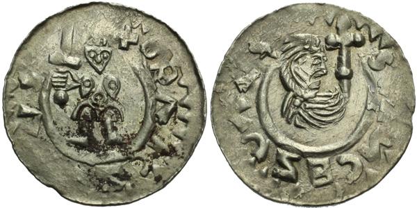 Denár, C.386, VP.62