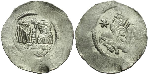Denár, C.596, nep. exc.