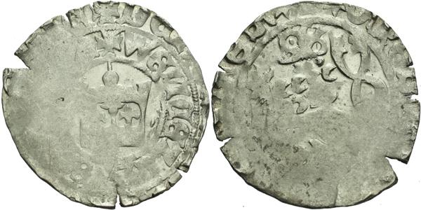Václav IV., Pražský groš, Veselý III/5