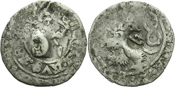 Pražský groš s kontramarkou města Kempten, Sm. 74, Krusy K3,1