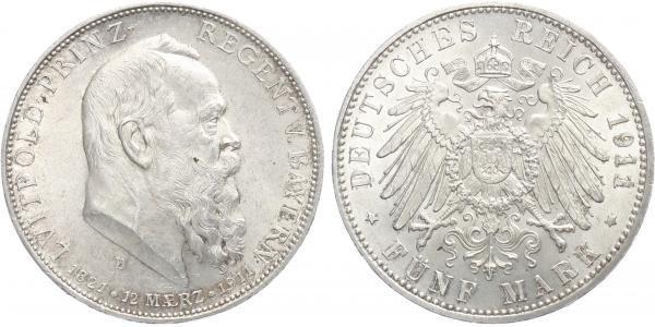 5 Marka 1911 D