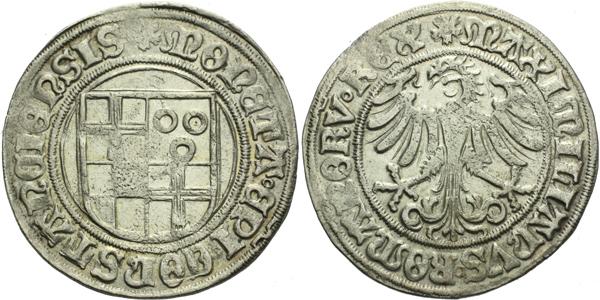 Batzen b.l., Saurma.1609