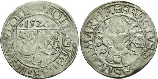 Batzen 1520, Saurma.jako 1419