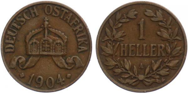 Haléř 1904 A
