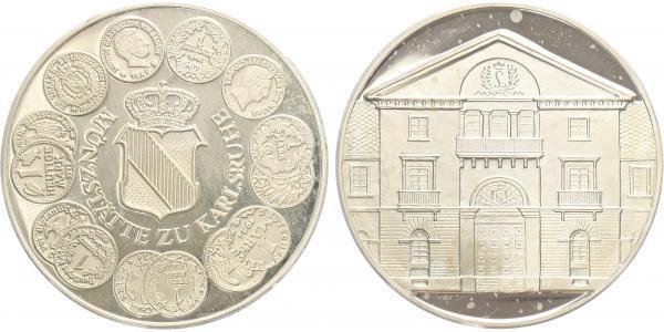 AR Medaile b.l. - Roman Herzog, Ag (bez označení ryzosti), 30 mm (10 g), PROOF